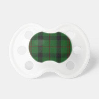 Skotska baby för pläd för Kincaid klanTartan Binky Napp