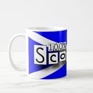 Skott 100% kaffemugg
