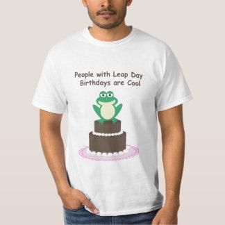 Skottdagfödelsedagskjorta T-shirt