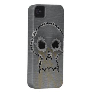 Skotthållet spela golfboll i hål det gotiska iPhone 4 Case-Mate skydd