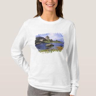 Skottland högland, Wester Ross, Eilean Donan 2 Tee Shirt