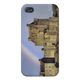 Skottland högland, Wester Ross, Eilean Donan iPhone 4 Cover