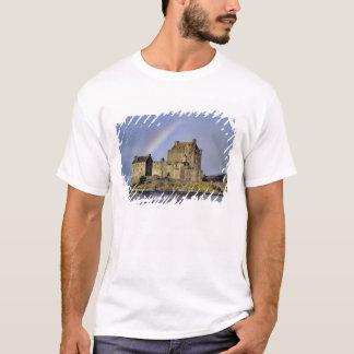 Skottland högland, Wester Ross, Eilean Donan Tee Shirts