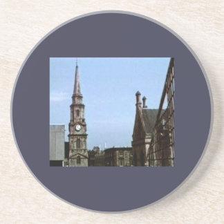 Skottland Inverness kyrklig Art1a snap-40380 Underlägg Sandsten