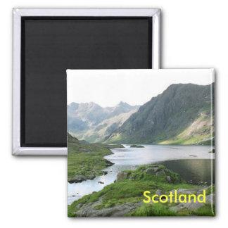 Skottland kökmagnet magnet för kylskåp