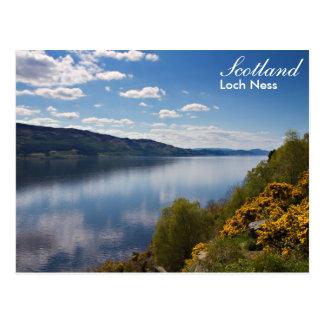 Skottland - Loch Nessvykort Vykort