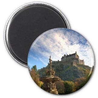 SKOTTLAND: Majestätisk Skottland kylskåpmagnet Magnet