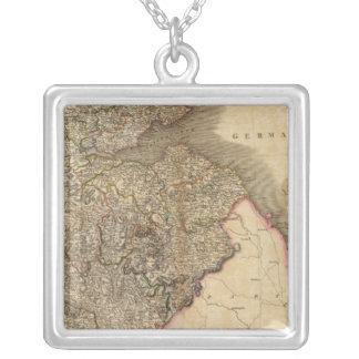 Skottland SE Silverpläterat Halsband