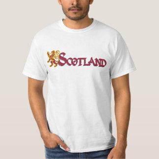 Skottland tshirt tröja