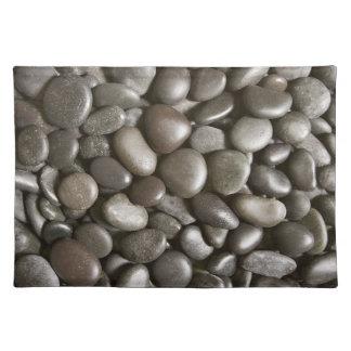 Skräddarsy bakgrund för sten för flodstensvart - underlägg