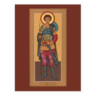 Skräddarsy bönkort för St. Demetrius Vykort