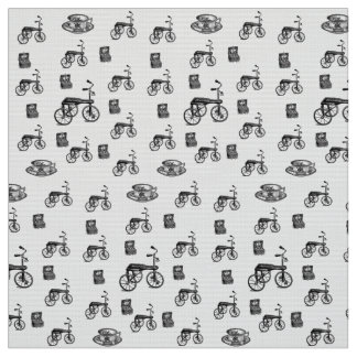 skräddarsy cykelvintagetyg tyg