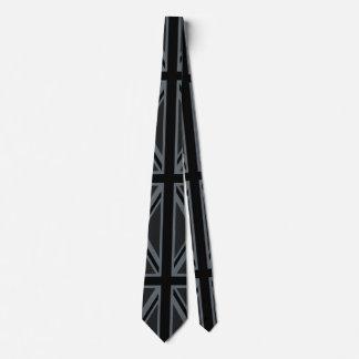 Skräddarsy den brittiska flaggadesignen för den slips