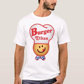Skräddarsy den gemensamma Retro hamburgaren - T Shirts