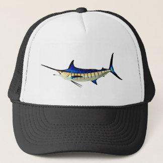 Skräddarsy denna Marlin med ditt fartygnamn Keps