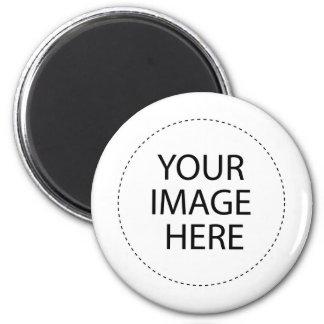 Skräddarsy din saker magnet rund 5.7 cm