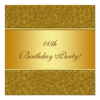 Skräddarsy födelsedagsfest inbjudan