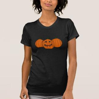 Skräddarsy Halloween pumpaskjorta - Tee Shirts
