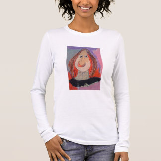 skräddarsy monalisa - tröjor