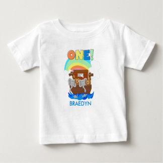 Skräddarsy Noahs T-tröja för födelsedag för Tee Shirt