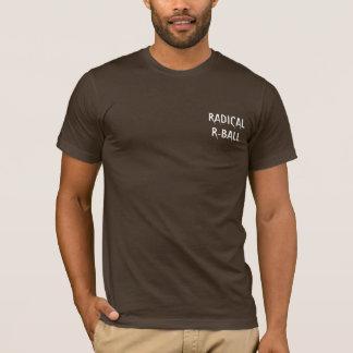 Skräddarsy RADIKAL RACQUETBALL - T Shirt