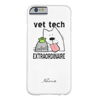 Skräddarsy rolig Extraordinaire VetTech Barely There iPhone 6 Skal
