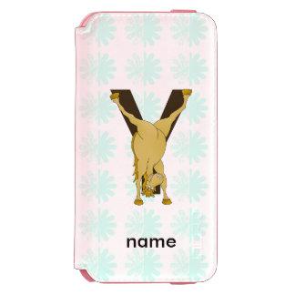Skräddarsy rolig ponny för Monogram Y