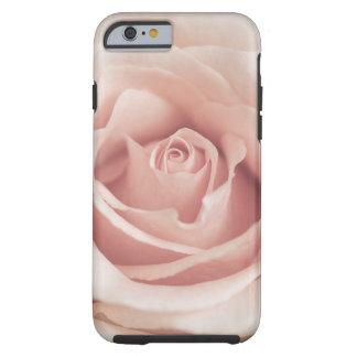 Skräddarsy rosa bakgrund för blek tough iPhone 6 skal