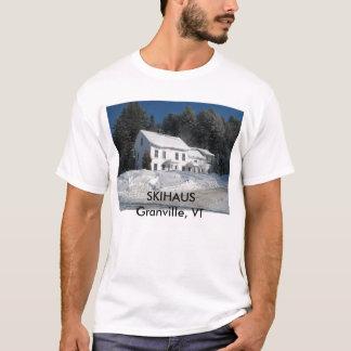 Skräddarsy SKIHAUS-T-tröja - Tröja
