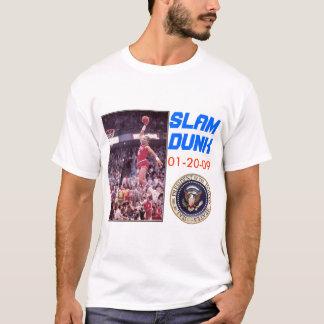 Skräddarsy SLAM DUNKOBAMA TSHIRT - - som T-shirt