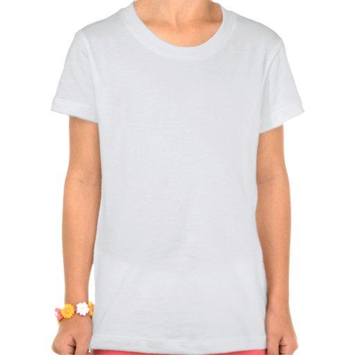 Skräddarsy stor flickaBella Jersey T-tröja