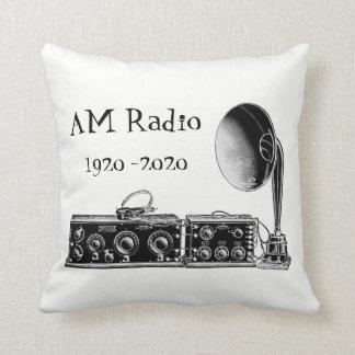 Skräddarsy vintageFÖRMIDDAGEN radiosände Kudde