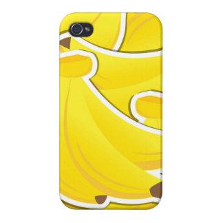 Skraj bananer iPhone 4 cover