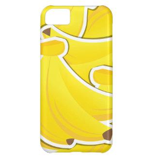 Skraj bananer iPhone 5C fodral