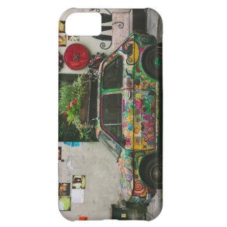 Skraj bil iPhone 5C mobil skydd