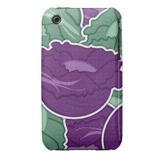 Skraj blandad kål Case-Mate iPhone 3 skydd