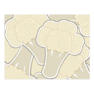 Skraj blomkål vykort