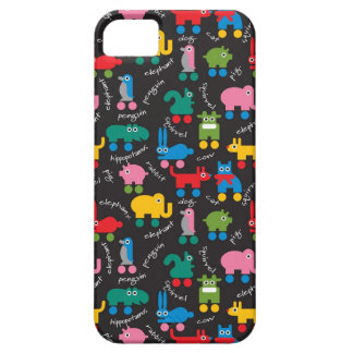 Skraj djur iPhone 5 fodraler