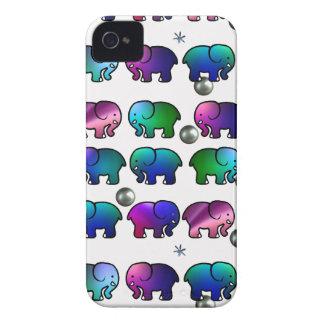 Skraj elefanter iPhone 4 Case-Mate skal