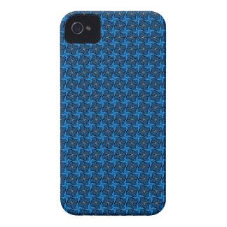 Skraj fodral för blåttmönsteriPhone 4 Case-Mate iPhone 4 Skydd
