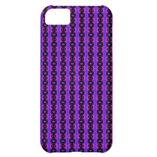 Skraj fodral för flickamönsteriPhone 5 iPhone 5C Fodral