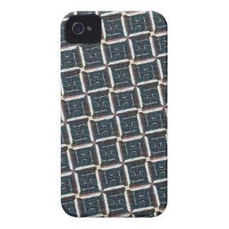 Skraj fodral för stilmönsteriPhone 4 iPhone 4 Case-Mate Skal