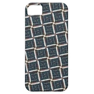 Skraj fodral för stilmönsteriPhone 5 iPhone 5 Case-Mate Fodral