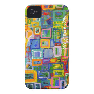 Skraj Kerry Thompson Cityscapedesign iPhone 4 Skydd