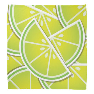Skraj limefruktkilar scarf