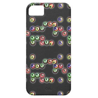 Skraj ögonglober iPhone 5 skydd