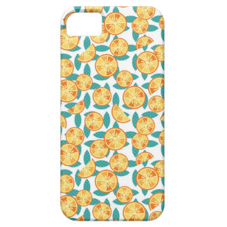 Skraj orangar iPhone 5 Case-Mate fodraler