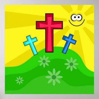 Skraj påsk poster