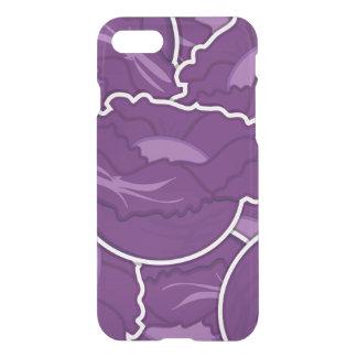 Skraj purpurfärgad kål iPhone 7 skal