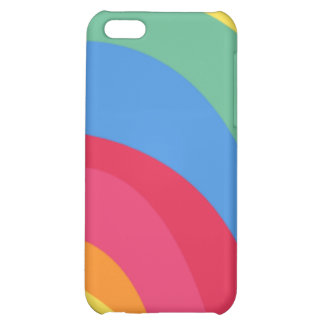 Skraj regnbåge iPhone 5C skydd
